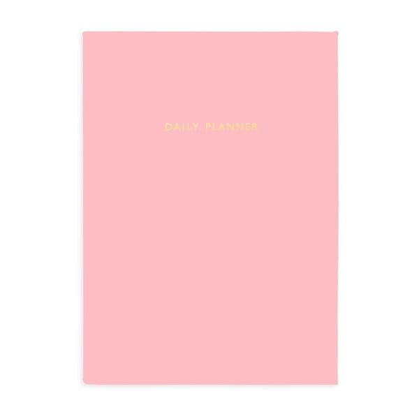 Planificator Ohh Deer Baby Pink, 380 file, roz