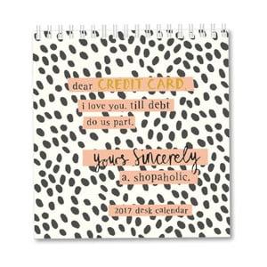 Stolní kalendář Portico Designs Sincerely Yours