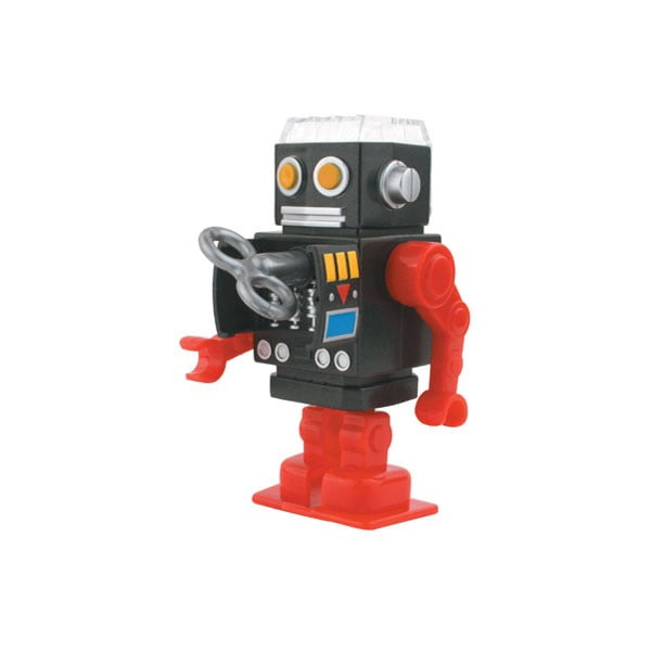 Hýbající se ořezávátko Robot