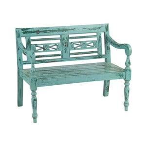 Lavice ze dřeva kaučukovníku Santiago Pons Rush