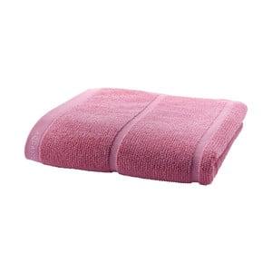 Pudrově růžový ručník Aquanova Adagio, 55x100cm