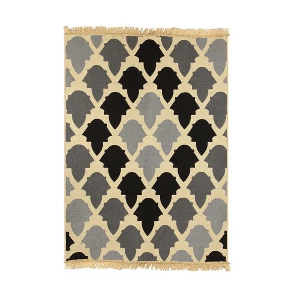 Modrý koberec Floorist Baklava Claret Blue, 60x90cm