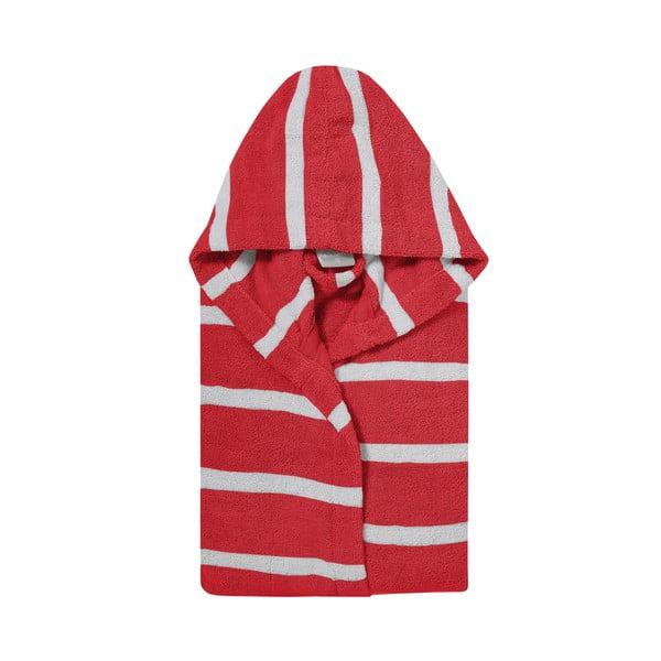 Dětský župan Menton Red, vel.122/128