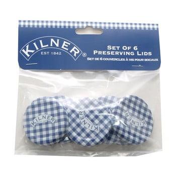 Set 6 capace pentru borcane Kilner imagine