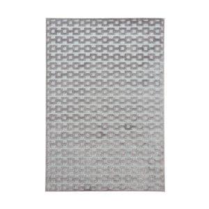 Šedo-modrý koberec Mint Rugs Shine, 80 x 125 cm