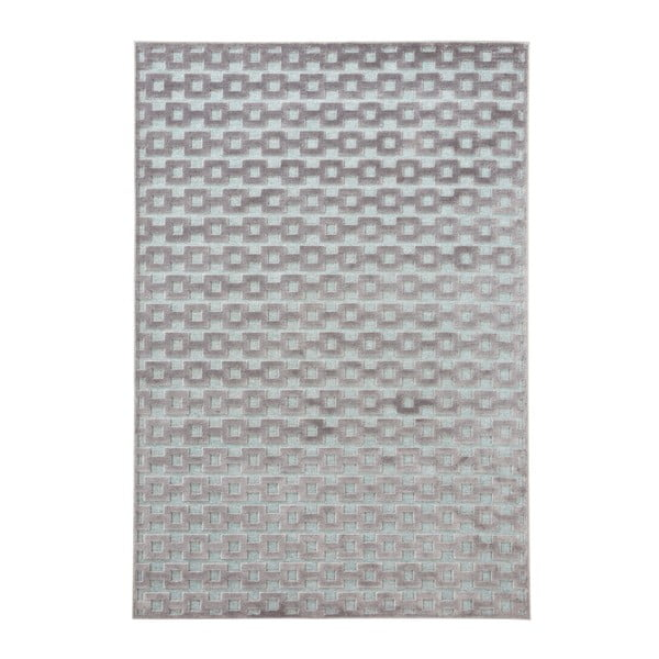 Šedo-modrý koberec Mint Rugs Shine, 160 x 230 cm