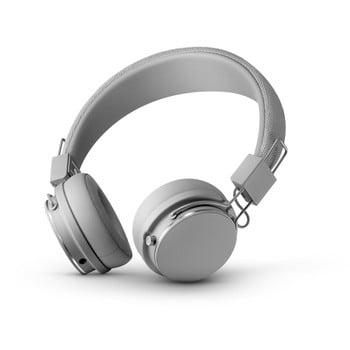 Căști audio Bluetooth cu microfon Urbaneras PLATTAN ll BT Dark Grey, gri de la Urbanears