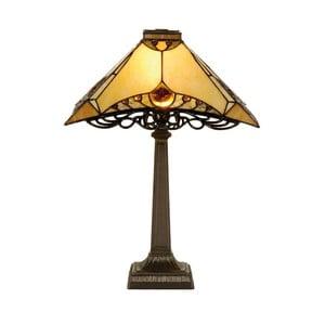 Tiffany stolní lampa Complete, 50 cm