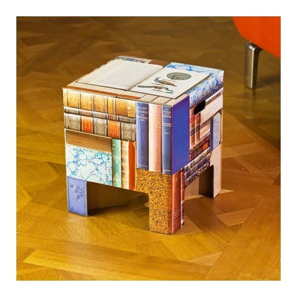 Stolička Dutch Design Chair Books