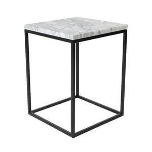 Odkládací stolek Zuiver Marble Power
