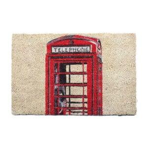 Retro rohožka Telephone