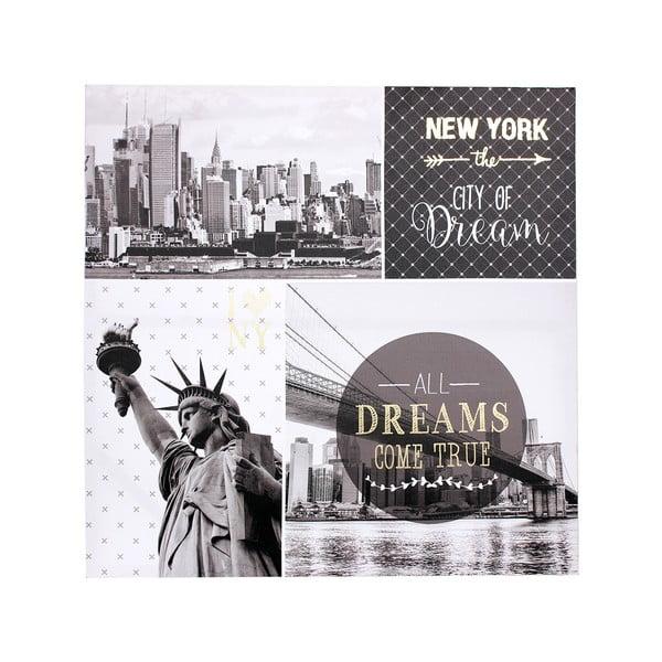 Nástěnný obraz Maiko New York Golden Prints
