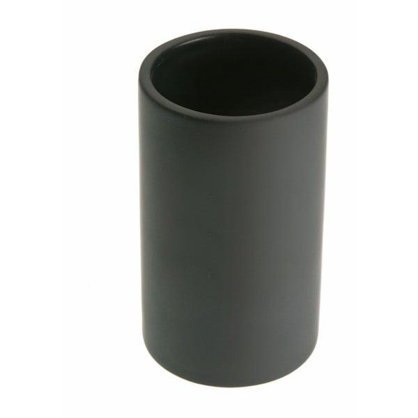 Černý kelímek na kartáčky Versa Clargo