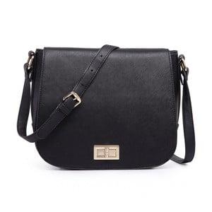 Černá kabelka Miss Lulu Monique