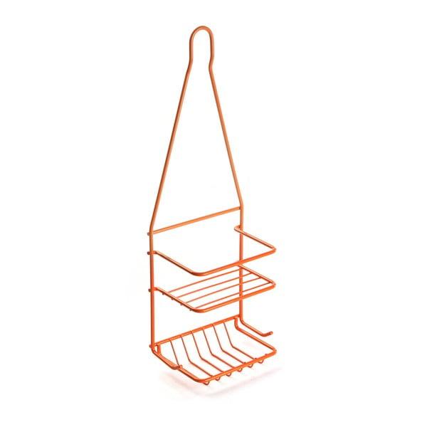 Oranžový nástěnný držák Versa Organizador