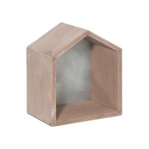 Dekorace House Grey, 17x20x12 cm