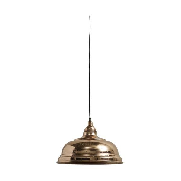 Závěsné svítidlo Bell 32 cm,  měděné