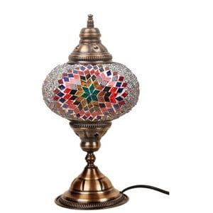 Lampă din sticlă Homemania Persefona, ⌀ 17 cm