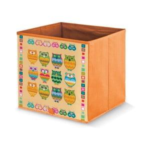 Cutie depozitare Domopak Stamps, lungime 32 cm, portocaliu