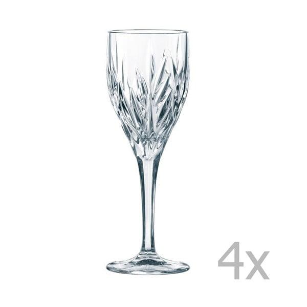 Zestaw 4 kieliszków do wina ze szkła kryształowego Nachtmann Imperial Purpose, 240 ml