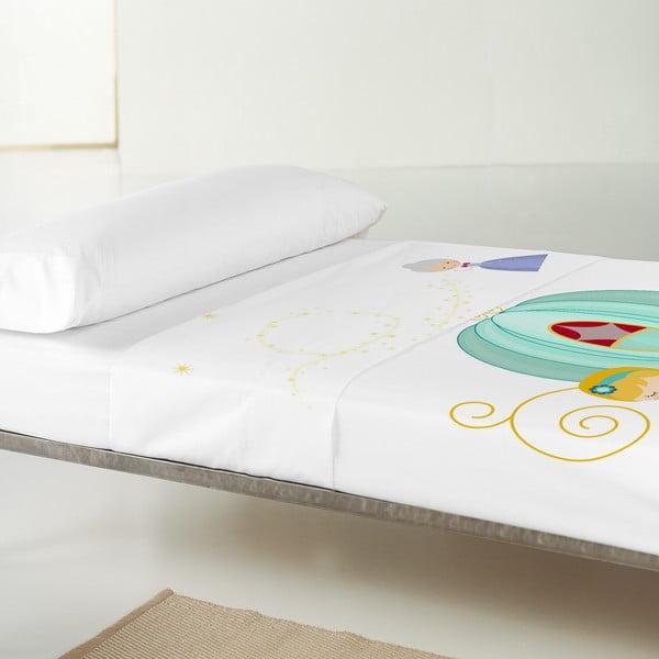 Dětský povlak na polštář a přehoz Mr. Fox Pumpkin, 100x130 cm