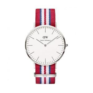 Pánské hodinky Daniel Wellington Exeter Silver