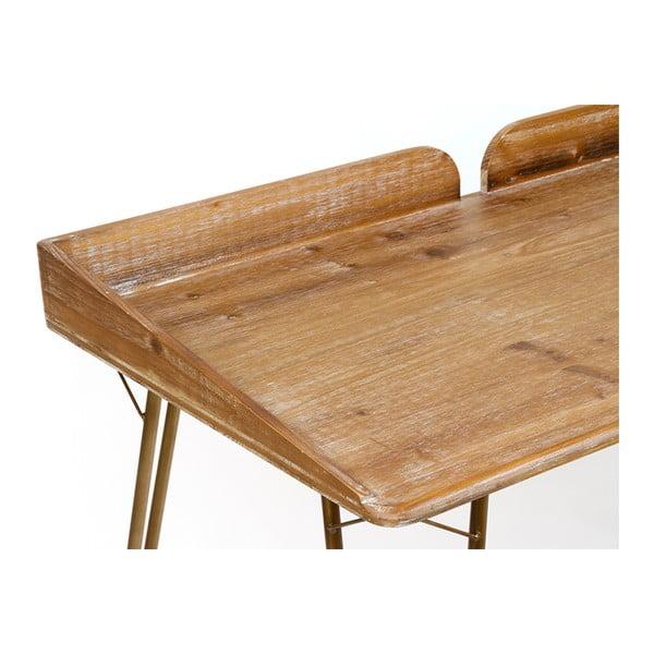 Pracovní stůl z jedlového dřeva Santiago Pons Retry