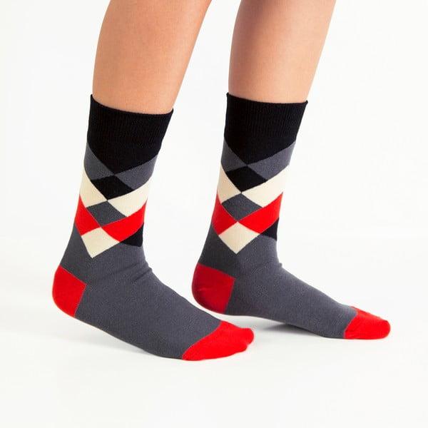 Ponožky Diamond Cherry, velikost 41-46