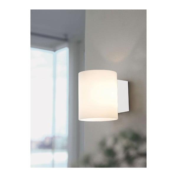 Nástěnné světlo Herstal Evoke White