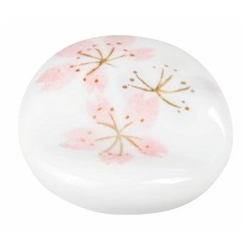 Suport din ceramică pentru bețișoare Tokyo Design Studio Sakura, alb imagine