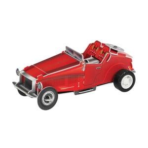 Papírová skládačka automobilu Rex London Vintage Racer
