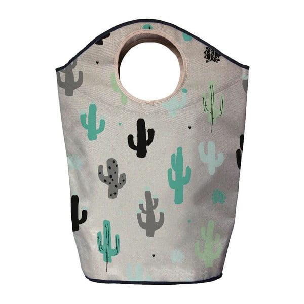Koš na prádlo Cactus World