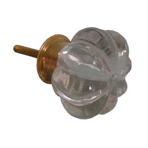 Mâner din sticlă Antic Line Knob