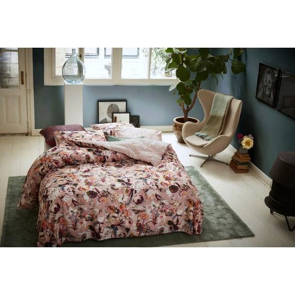 Povlečení Essenza Sayna, 140x220 cm, růžové
