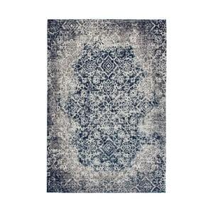 Modro-šedý koberec Kayoom Memorial, 80 x 150 cm