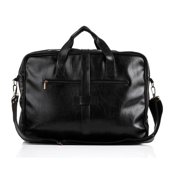 Pánská taška Solier S10, černá