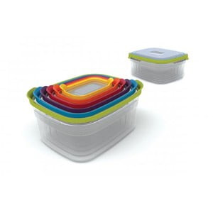 Sada nádob na potraviny Nest, 6 ks