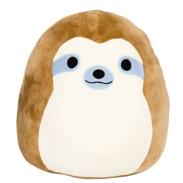 Jucărie de pluș SQUISHMALLOWS Lenochod Simon