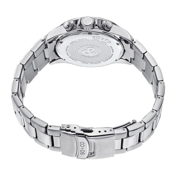 Pánské hodinky Monticello Silver