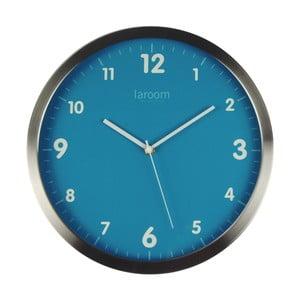 Nástěnné hodiny MInimal Blue
