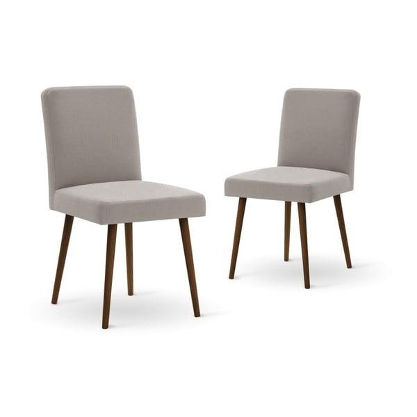 Set canapea gri, 2 scaune gri deschis, o saltea 140 x 200 cm Home Essentials