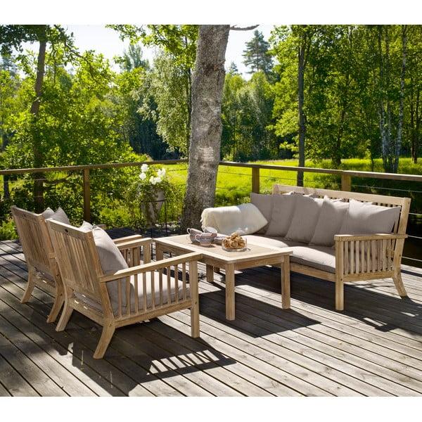 Zahradní stolek Brafab Cecilia, 120x60cm