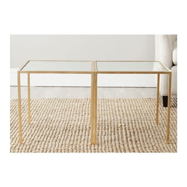 Kávový stolek Kiley Gold