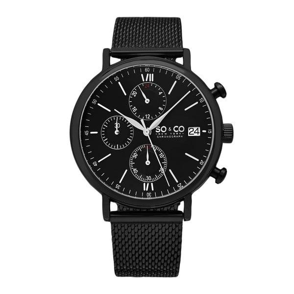 Pánské hodinky Monticello Richman Black