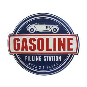Cedule na stěnu Novita Gasoline