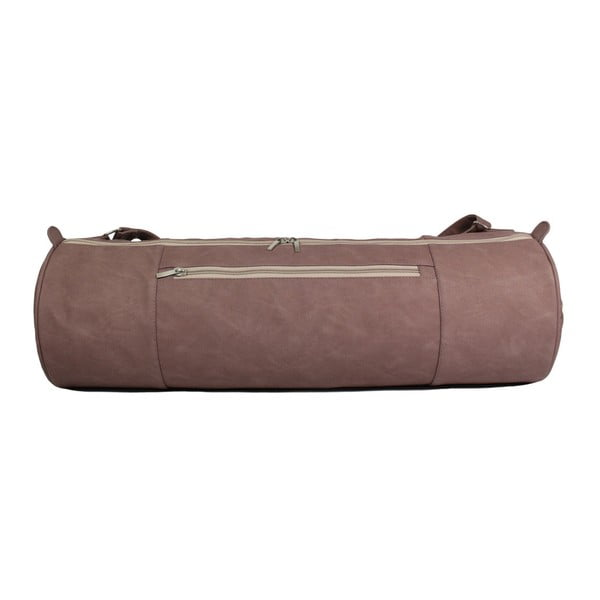 Różowa torba na jogę Yogaly