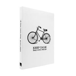 Zápisník Makenotes Bike, A4