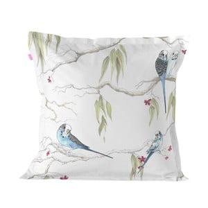 Bavlněný povlak na polštář Happy Friday Pillow Cover Eucalyptus,60x60cm