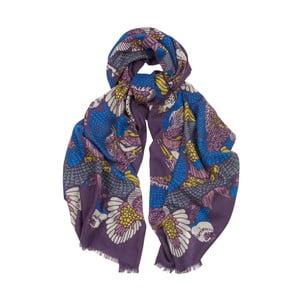 Kašmírový šátek Hogarth Medieval, 180x70cm