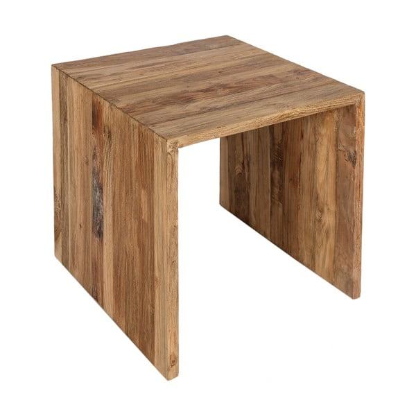 Kávový stolek Teak, 50x50 cm